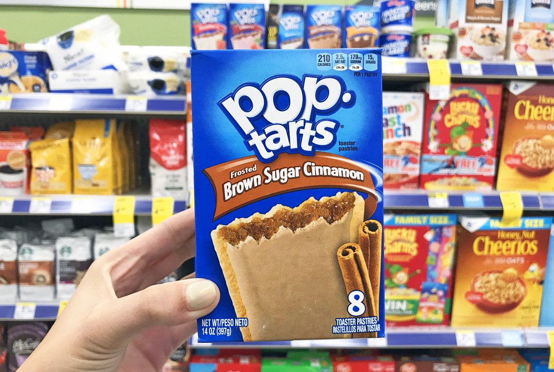 pop tarts only 1 66 at walgreens the krazy coupon lady