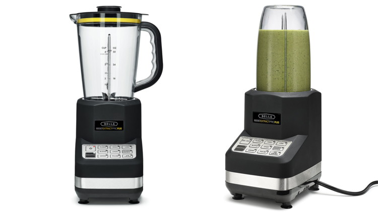 Bella Rocket Extract Pro Plus Blender, Only $34.99 Shipped ...