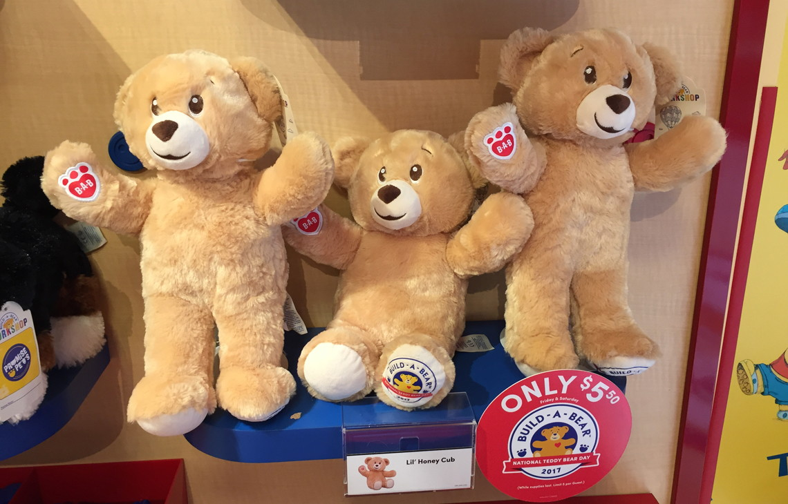 how to open a build a bear