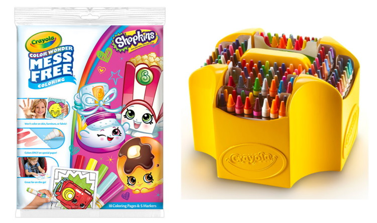 save up to 50 on crayola crayons art kits more free shipping