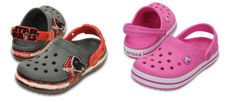a944ad0eb54c01 Buy 1 Kids  Crocband Star Wars Kylo Ren Clog ( reg  34.99 )  24.99. Save an  extra 50% at checkout. Free shipping on orders of  24.99 or more