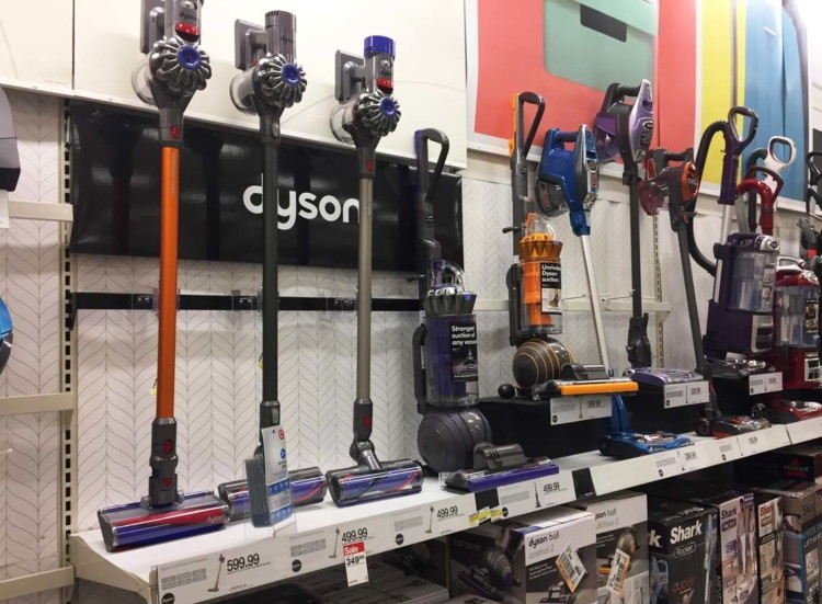 Vacuums As Low As 40 60 At Target The Krazy Coupon Lady