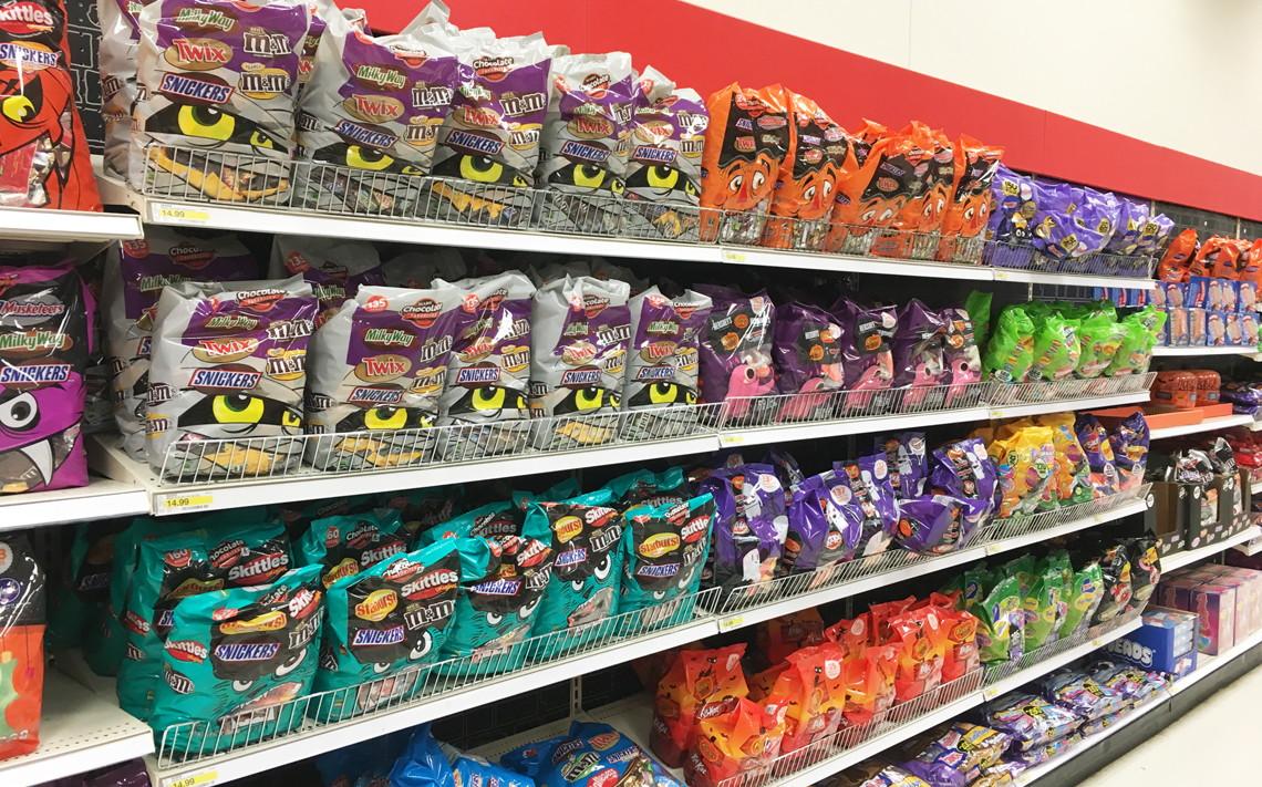 Target Big Bag Of Candy