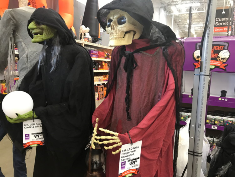 Up to 20% Off Halloween Inflatables & Decor at Home Depot--Today ...
