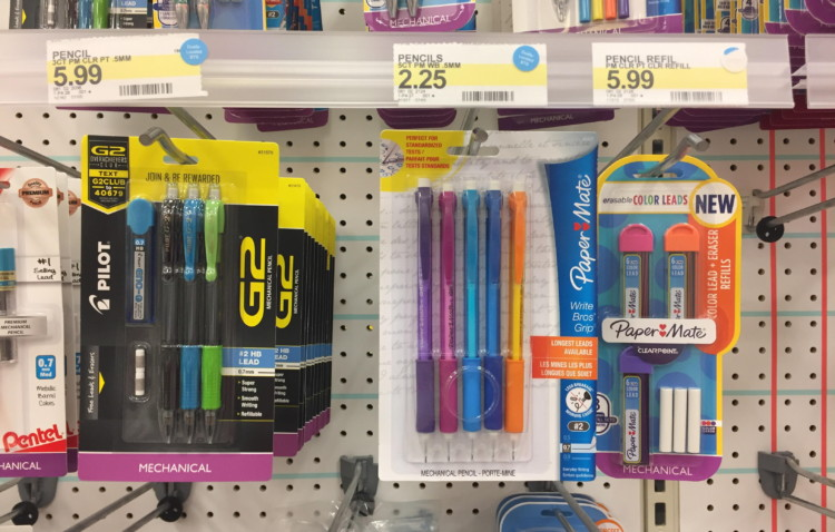 Coupon code for paper 53 pencil