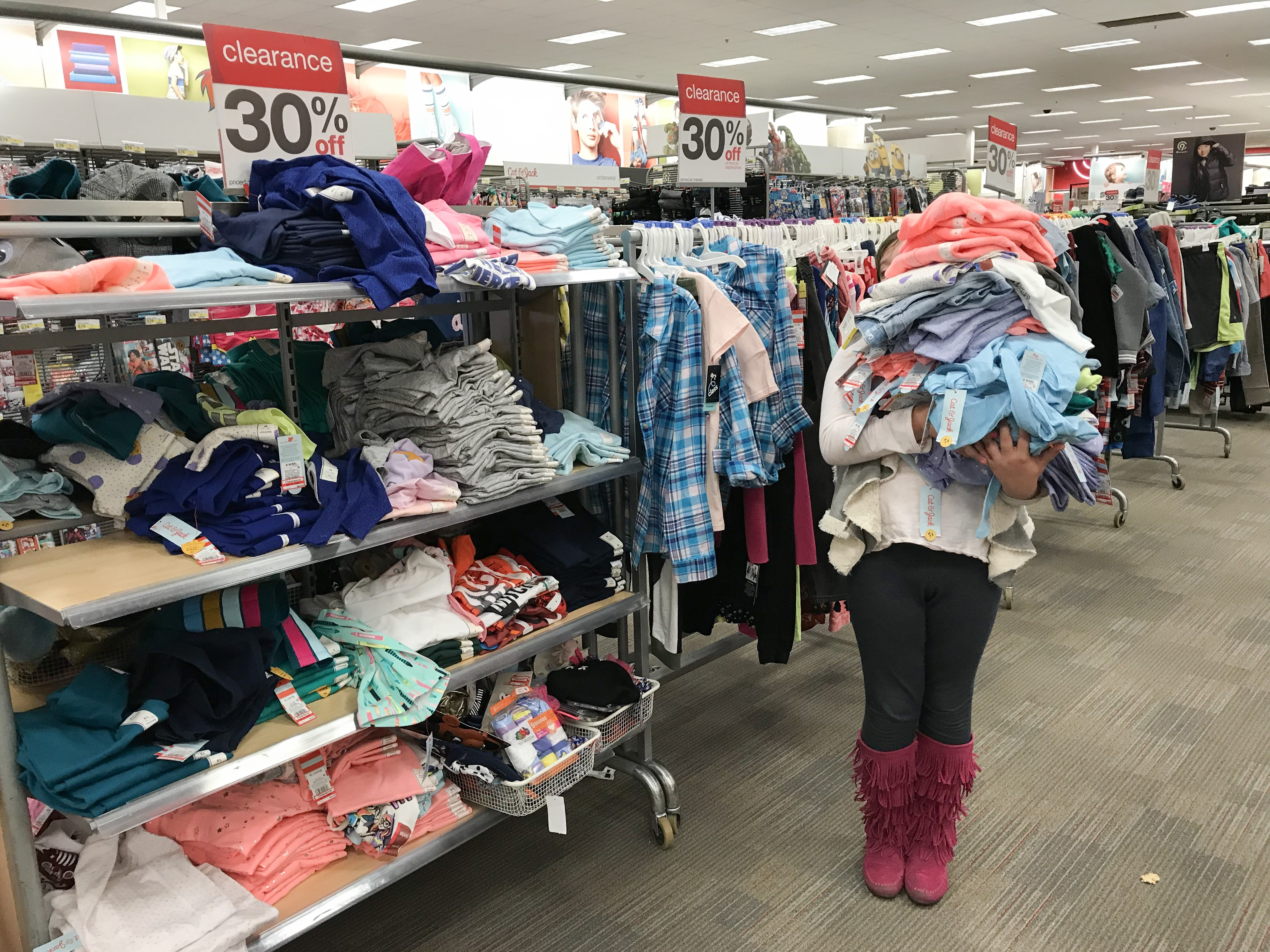 b297b88480b8 10 Ways to Save on Clothes at Target - The Krazy Coupon Lady