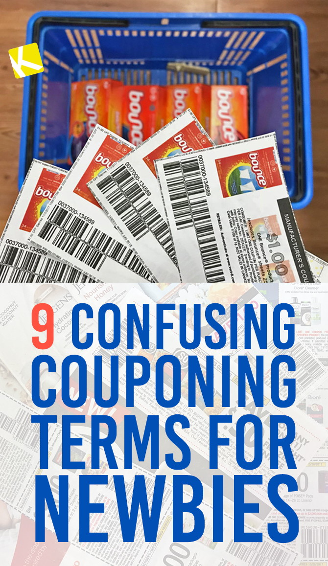 893f38f61b58 Top 9 Most Confusing Couponing Terms for Newbies - The Krazy Coupon Lady