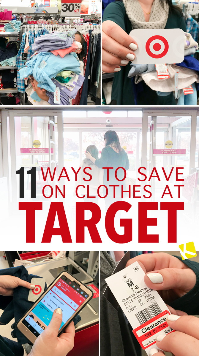 3943bb445 10 Ways to Save on Clothes at Target - The Krazy Coupon Lady