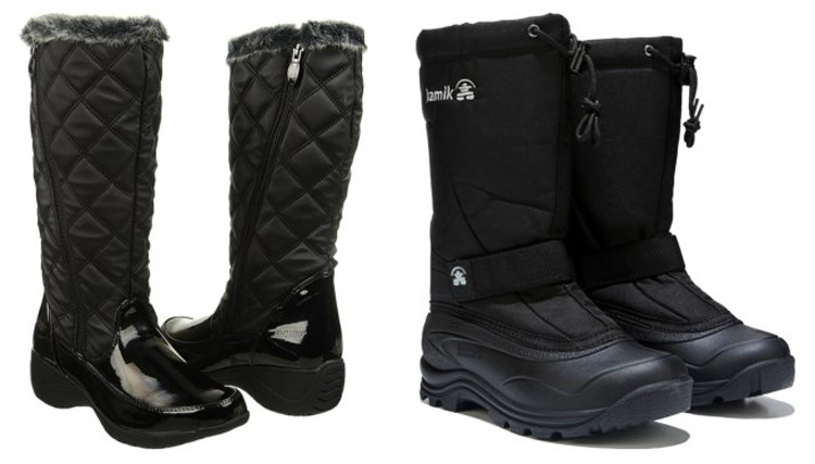 c52cba6ed5b Khombu Women's Winter Boots, Only $25.00 at Famous Footwear–Reg ...