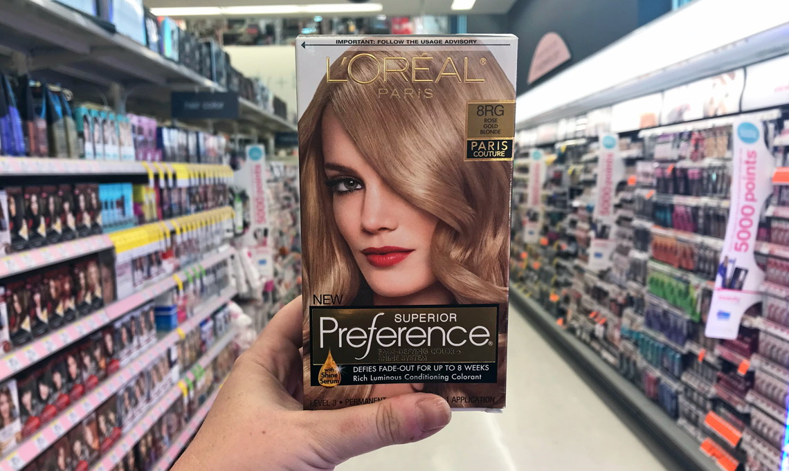 Loreal Hair Color Only 300 At Walgreens The Krazy Coupon Lady