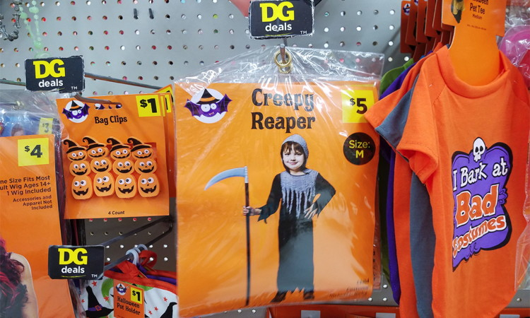 Halloween Costumes, as Low as $2.00 at Dollar General! - The Krazy ...