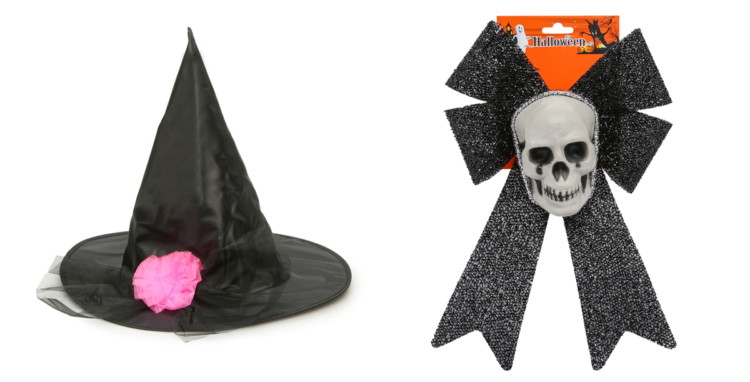 Halloween Costumes & Decor, as Low as $0.50 + Extra 25% Off & Free ...