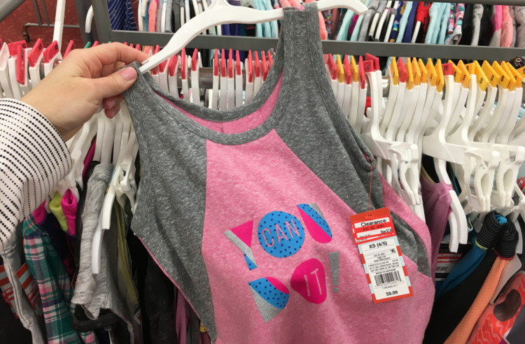 Clearance up to 70% Off at Target  Kids  Clothing 7dc0cdd04abf