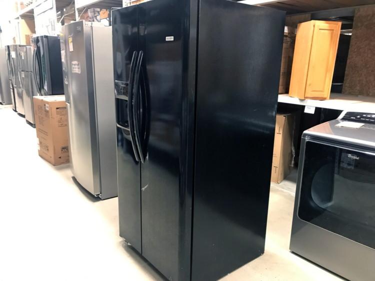 frigidaire 25 5 cu ft side