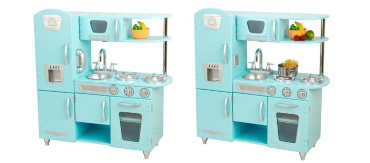 Kidkraft Vintage Kitchen Only 87 99 Shipped Save 40 The Krazy