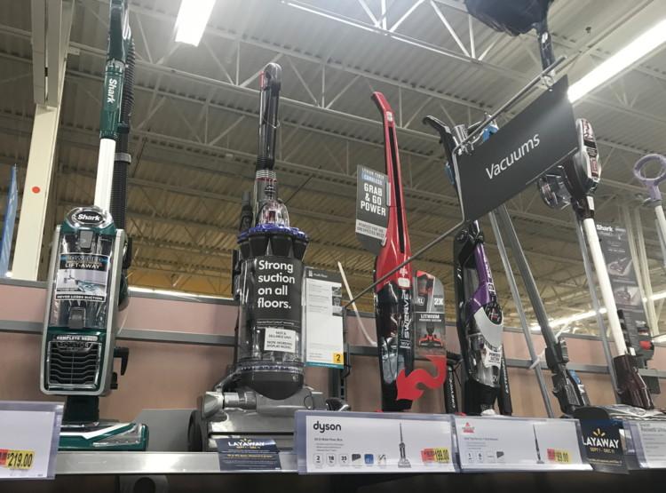 Dyson Dc34 Walmart