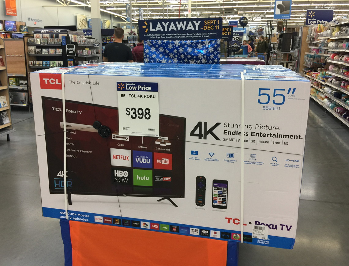 rca 50 1080p led tv only 270 at walmart deals on 55 tvs. Black Bedroom Furniture Sets. Home Design Ideas