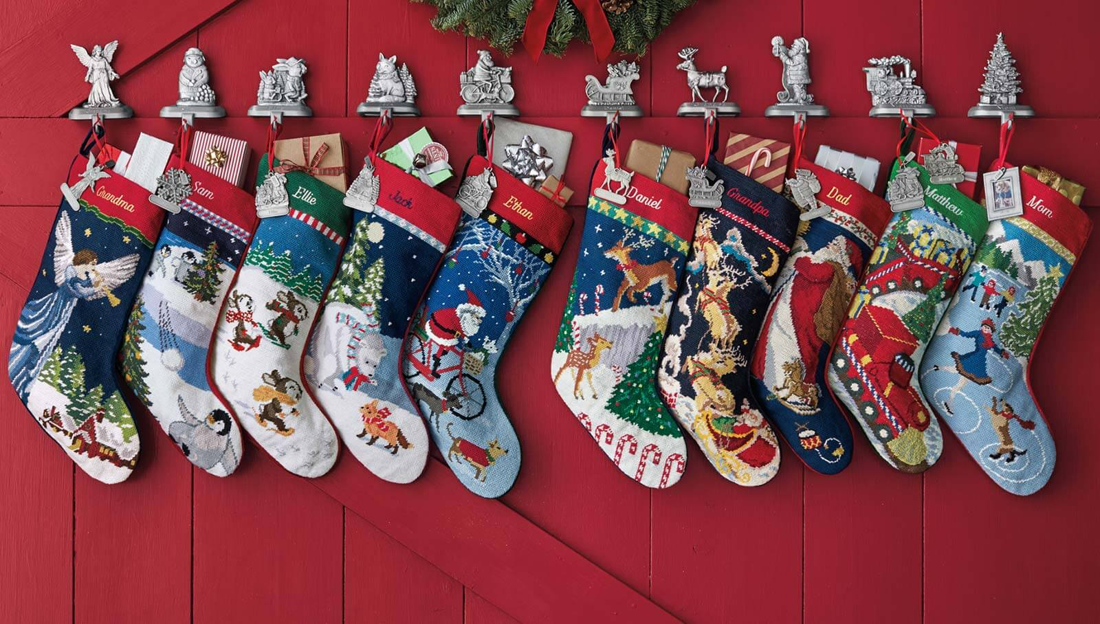 Lands End Christmas Stockings.50 Off Stockings Holders Ornaments At Lands End Free