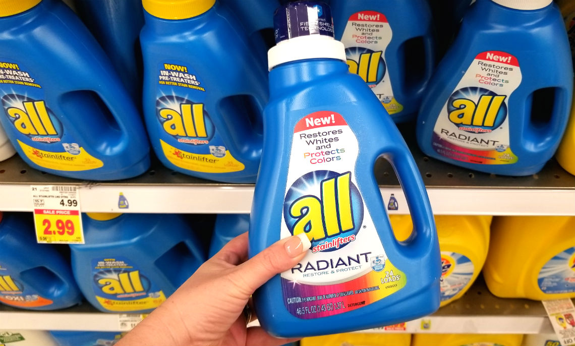 marketing and tide laundry detergent New cleaning-product marketing of water from all parts of the united states and wash 50,000 loads of laundry to test tide detergent's consistency and.
