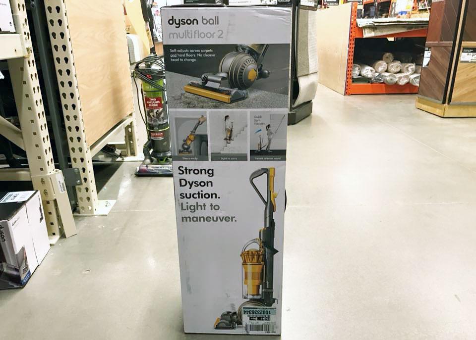 buy 1 dyson ball multifloor vacuum reg