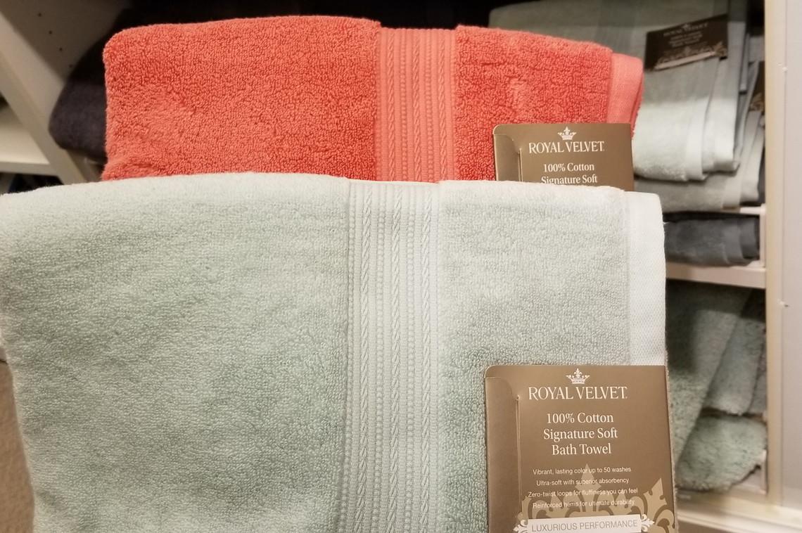 Jcpenney Towels Target Bath Rugs Royal Velvet Towels