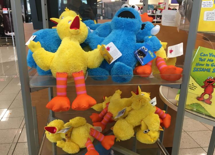 Star Wars Sesame Street Kohl S Cares Plush Toys For Only 5 00