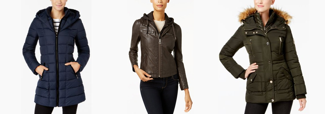Women's Jackets at Macy's: Mic...