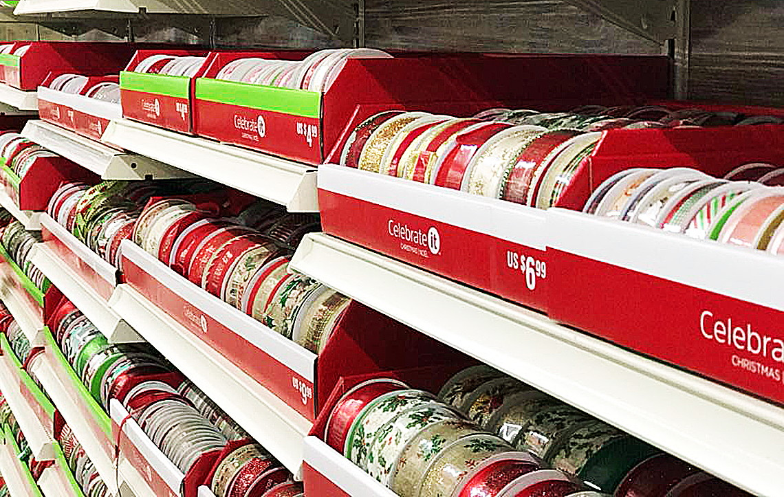 70% Off All Christmas Ribbon at Michaels! - The Krazy Coupon