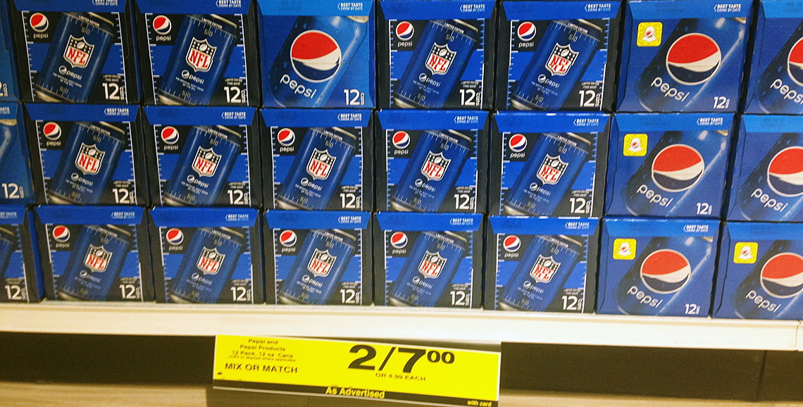 Even Better Deal! Pepsi 12-Packs, Only $2.50 at Rite Aid!