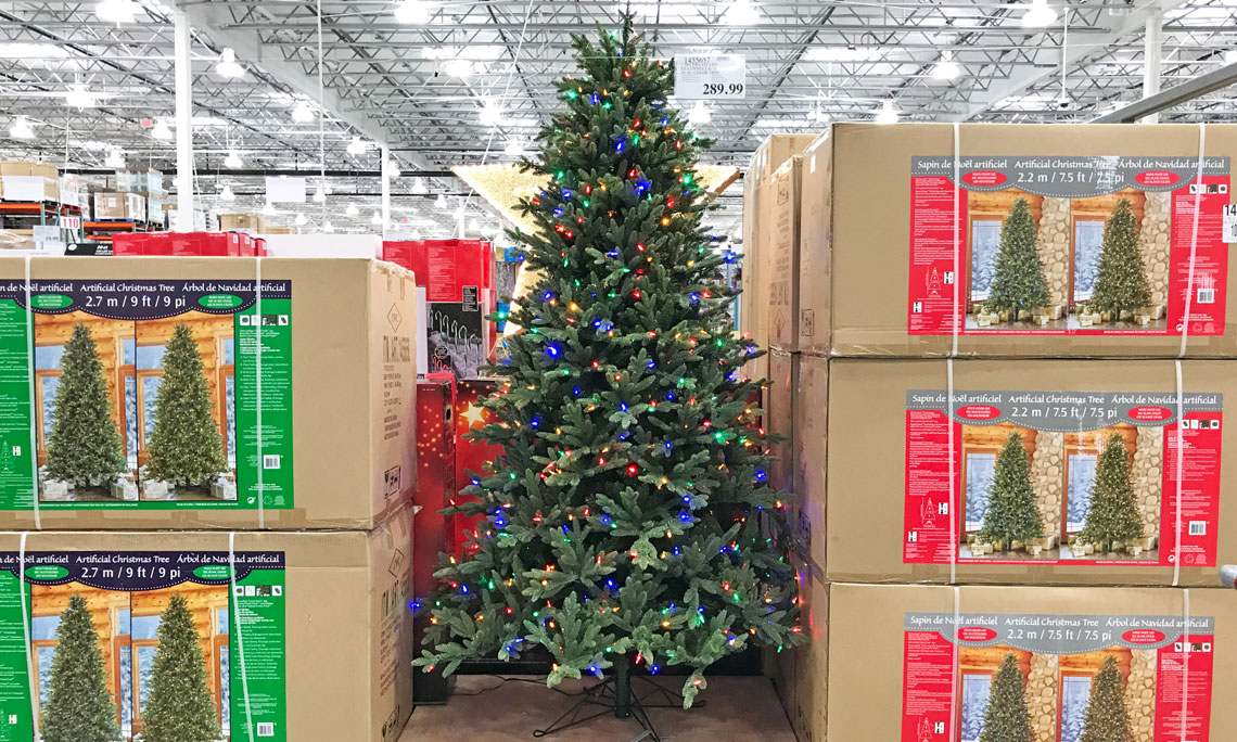 costco christmas tree - Costco Christmas Decorations 2017 Australia