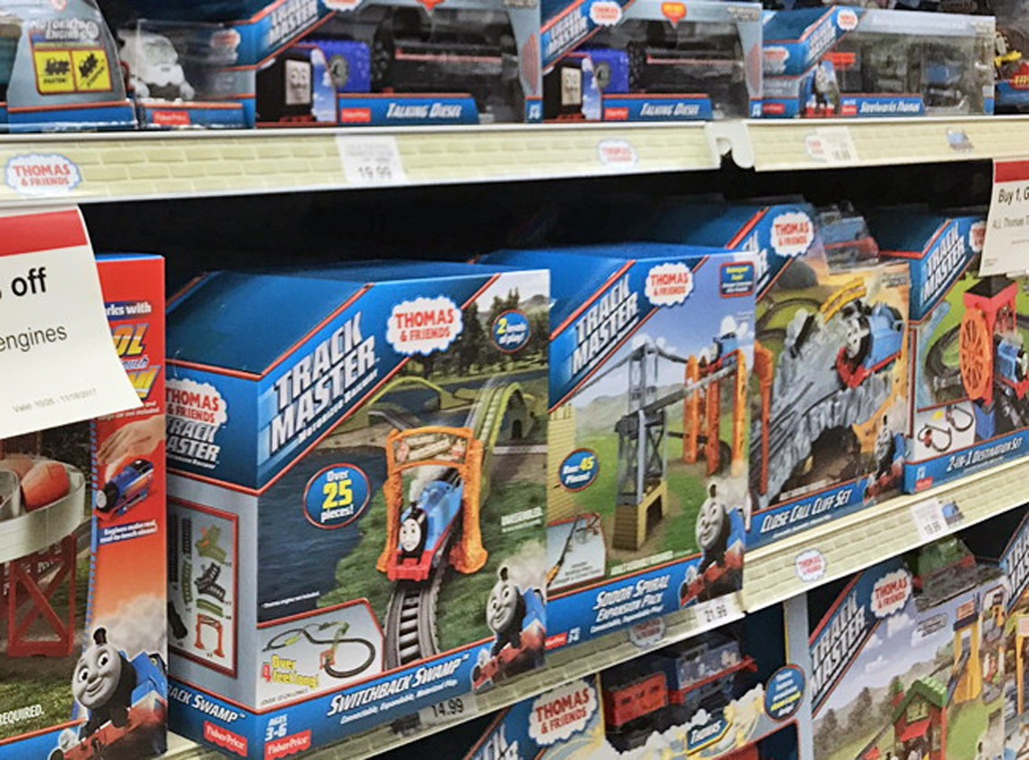 Buy Thomas Wooden Railway products at Toys