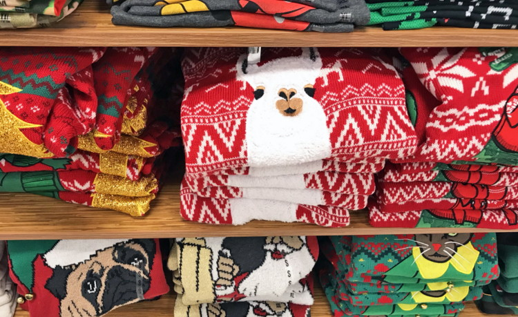 Kohl Ugly Christmas Sweaters.Ugly Christmas Sweaters Just 16 99 At Kohl S Reg 60 00