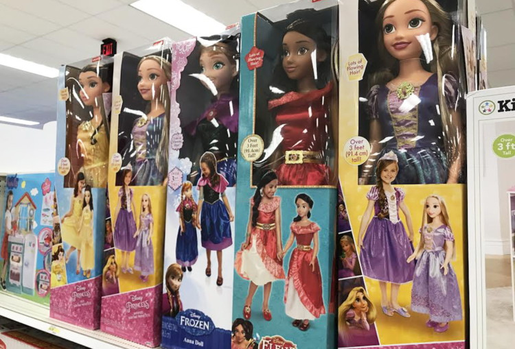 Disney My Size Dolls, Just $36.75 at Target – Today Only!
