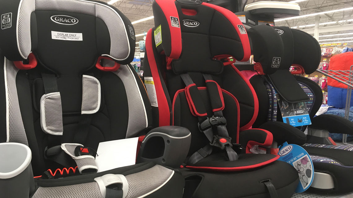 Walmart.com: Graco 3-in-1 Harness Booster Car Seat, Only $100 ...