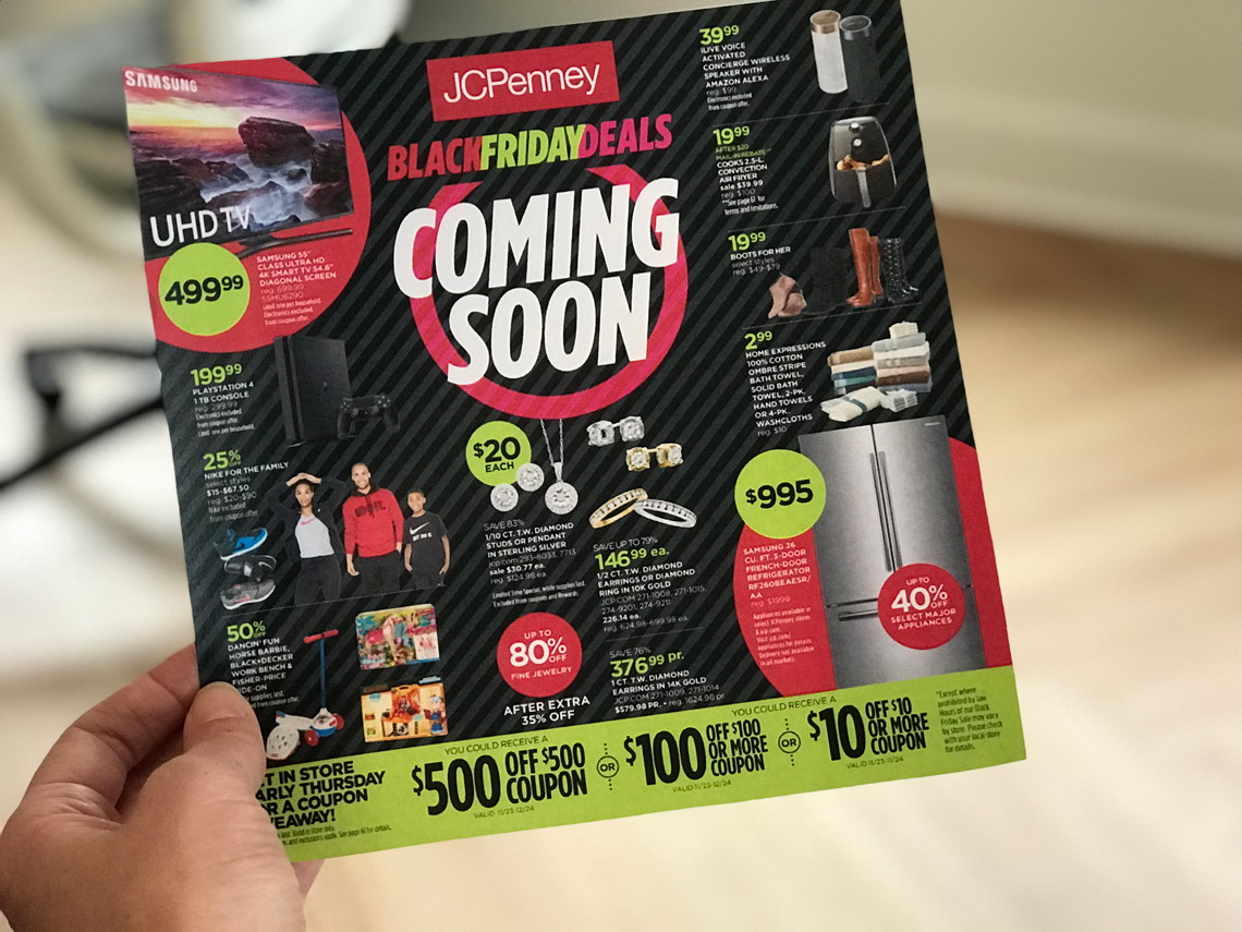 d551a3090821 Top 20 JCPenney Black Friday Deals for 2017! - The Krazy Coupon Lady