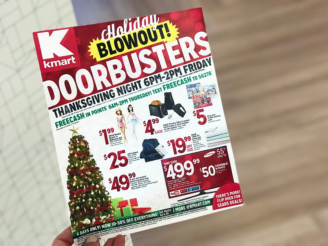 Top 10 Kmart Black Friday Deals for 2017! - The Krazy Coupon Lady