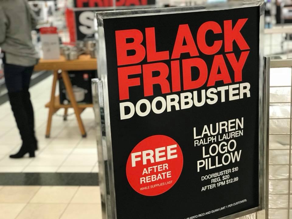 Macy's Black Friday Doorbusters: 10 Freebies After Mail-In Rebates ...