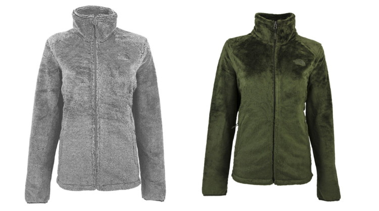 4053217fac Proozy offers free shipping on your orders. Buy 1 The North Face Women s  Osito 2 Fleece Jacket ( reg ...