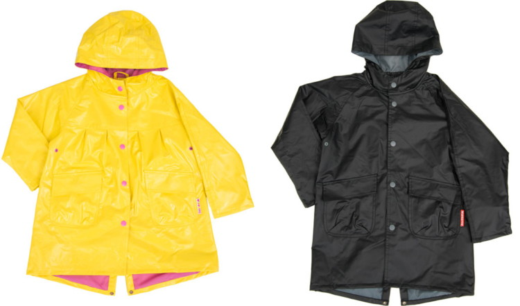 Kids' Raincoats & Rain Boots, as Low as $12.99 Shipped - Save up ...
