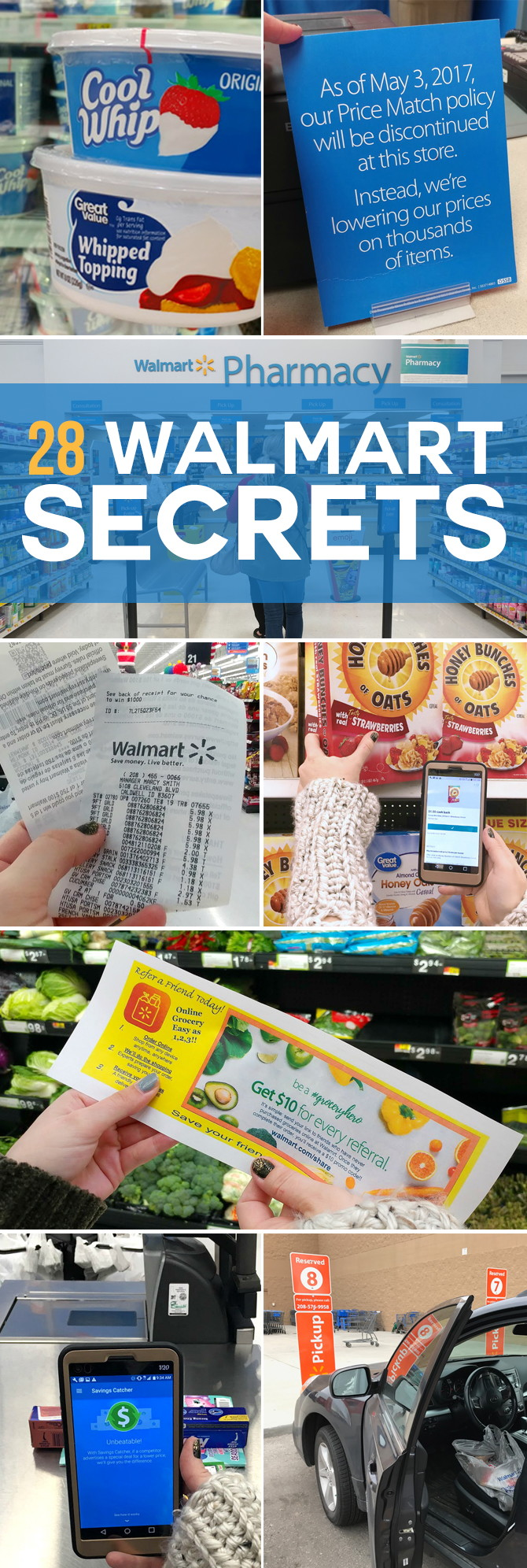 28 Little-Known Walmart Secrets from a Store Manager - The Krazy ...