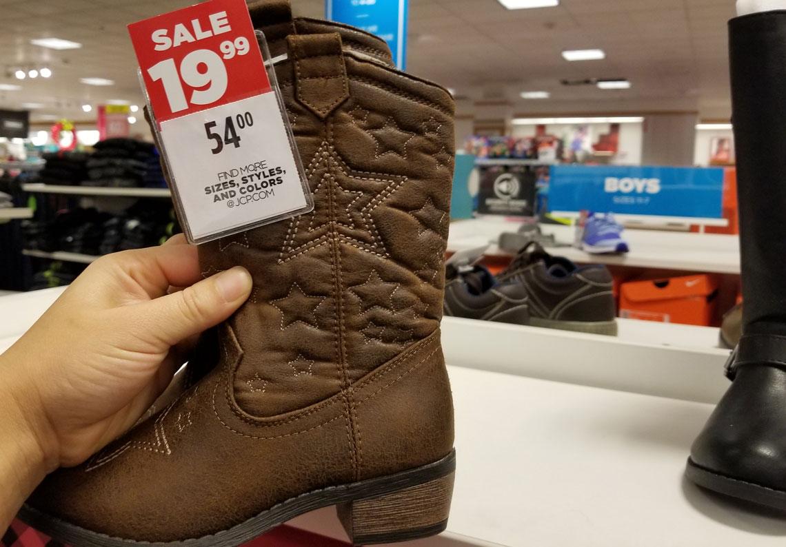 c1d4a8a8a2f6 Girls  Okie Dokie   Arizona Boots