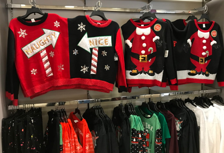 Two Person Ugly Christmas Sweater Only 2900 Shipped At Jcpenney