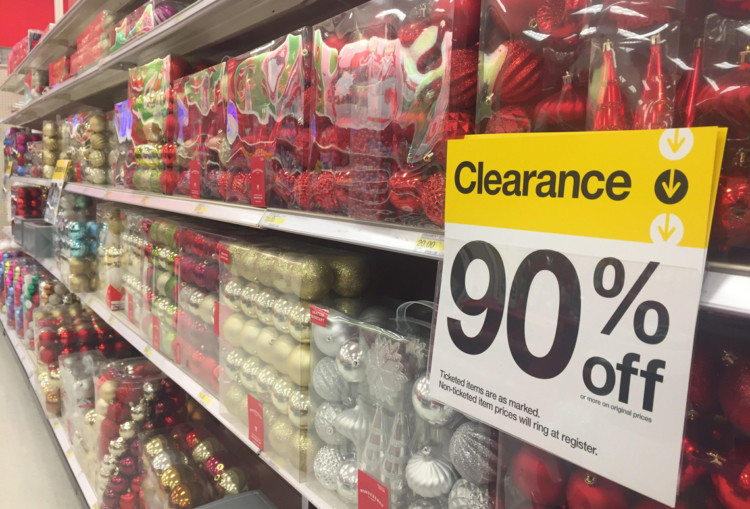 Clearance Christmas Decor.The 7 Best Items To Buy On After Christmas Clearance The