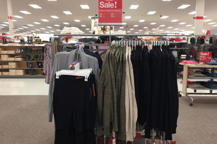 50% Clearance + Extra 40% Off Women's Mossimo Clothing at Target – Today Only!