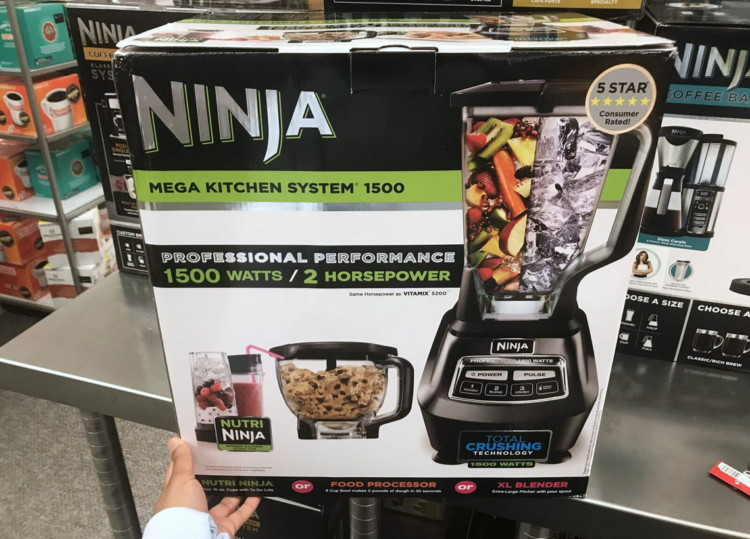 buy 1 ninja kitchen system with auto iq boost bl494 reg 21999 18999 receive 1000 kohls cash for every 5000 spent through 126 - Ninja Kitchen System