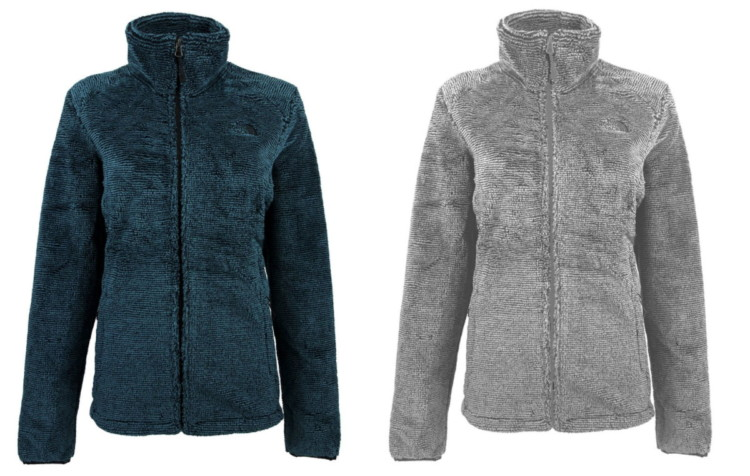 dae18abccb Back Again! The North Face Women s Osito 2 Fleece Jacket