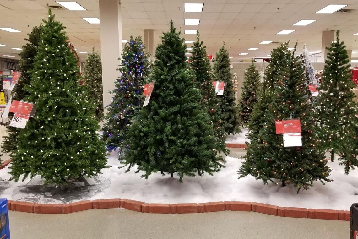 Kmart Christmas Trees.Kmart Com 6 51 Moneymaker On Trim A Home 6 Christmas Tree