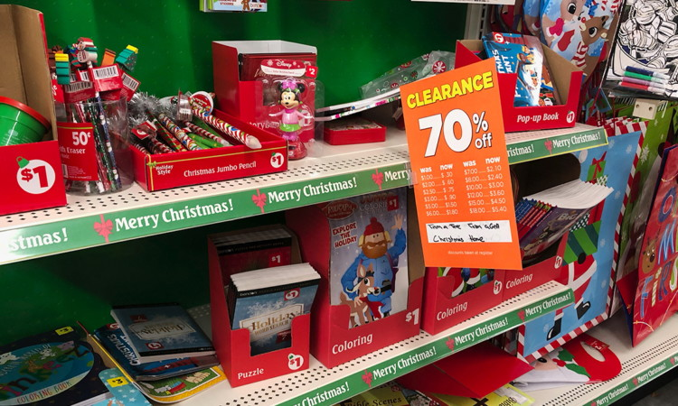 Is Dollar General Open On Christmas.70 Off Christmas Clearance At Dollar General The Krazy