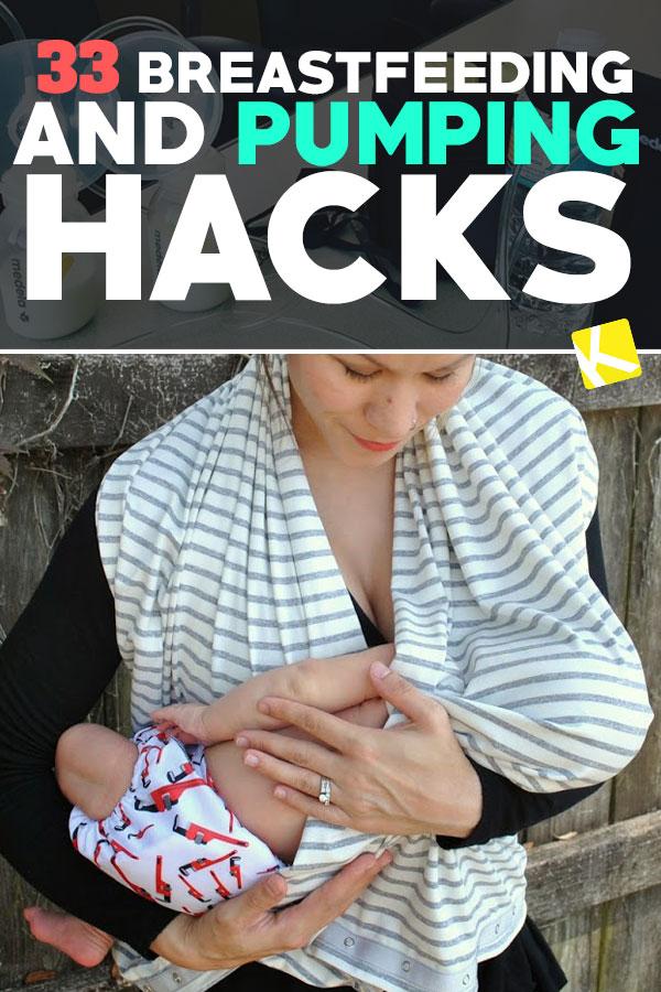 4a3b9c16038ab 33 Genius Breastfeeding and Pumping Hacks Every Nursing Mom Needs to Know