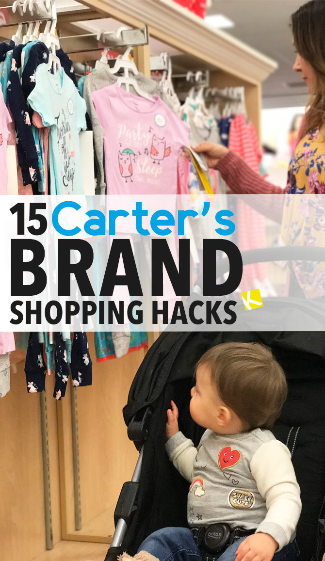 03b10eb56 15 Tips to Get Carter s Baby Clothes Cheaper than Walmart Prices ...